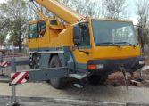 Autojeřáb Liebherr LTM1030/2.1